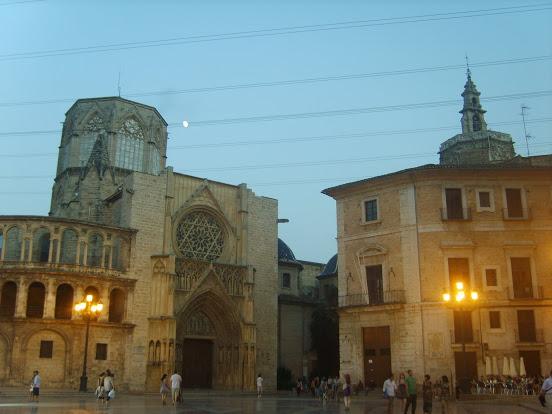 The Old City, Valencia.
