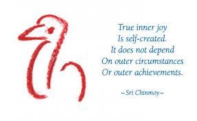 sri chinmoy quote