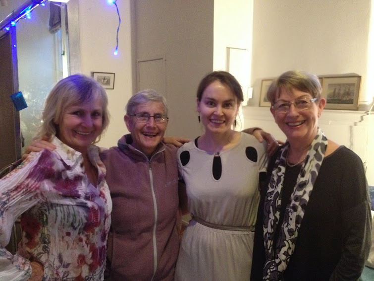 mum, dot, me, joy