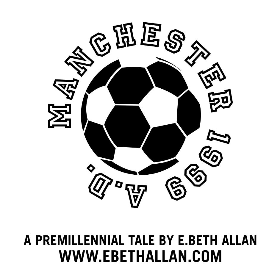 Elizabeth Allan Manc sticker